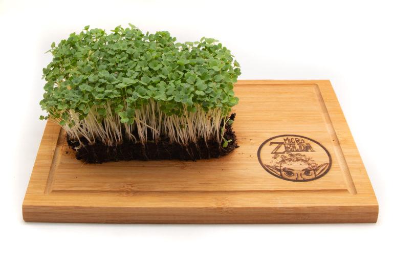 Brokolice celá